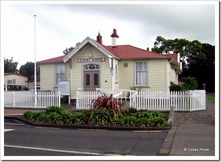 Courthouse Opotiki