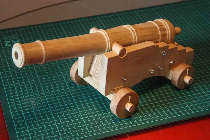 Как сделать деревянную пушку своими руками - Макет свОими руками. - lzip. org