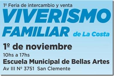 Encuentro de Viverismo en San Clemente