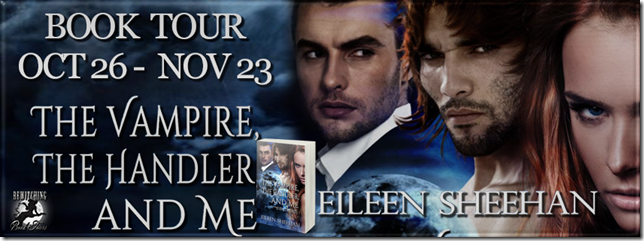 The Vampire, The Handler and Me Banner 851 x 315