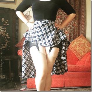 lingerie garterbelt871