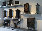 Familistère : musée, poêles Godin