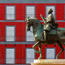 by Jim Cunningham - Buildings & Architecture Statues & Monuments