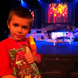 Watching The Finalists Live at the Andy Williams Moon River Theater in Branson MO 08182012-05
