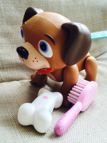 Doc McStuffins Pet Vet Find and Fetch Findo