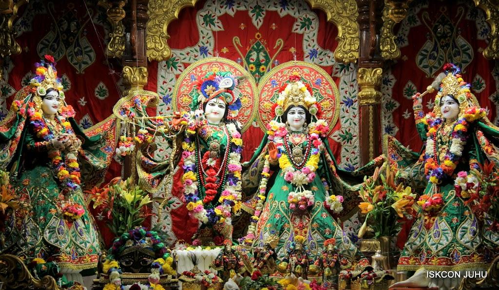 ISKCON Juhu Sringar Deity Darshan 09 Feb 16 (6)