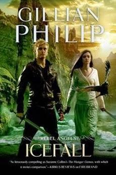 Icefall -Gillian Philip
