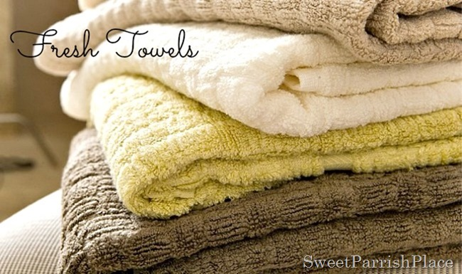 fresh-towels