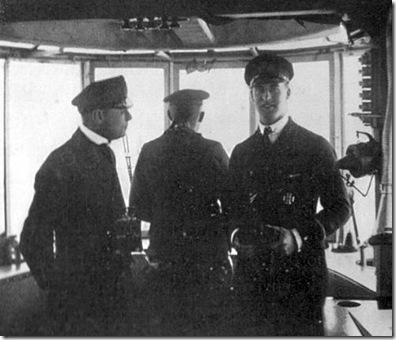 Hans von Schiller WWI