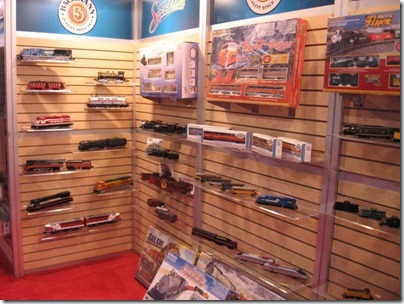IMG_0691 Bachmann Display at the WGH Show in Puyallup, Washington on November 21, 2009