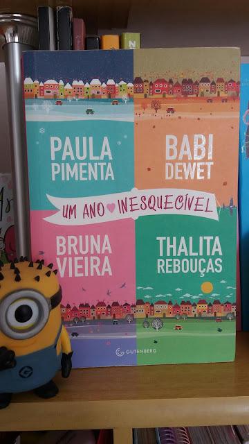 Livros que li em 2015!