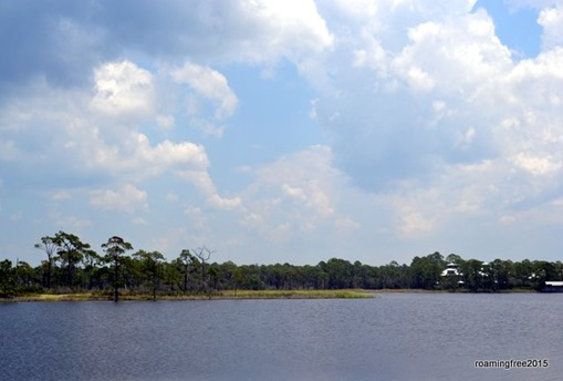 Coastal Dune Lake at Grayton Beach