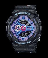 Casio G-Shock : GMA-S110HC-1A