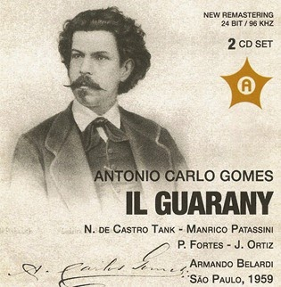 CD REVIEW: Antônio Carlo Gomes - IL GUARANY (Andromeda ANDRCD 9115)