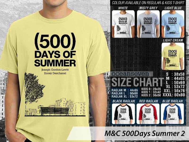 Kaos Movie 500 Days Summer 2 Film Cinema distro ocean seven