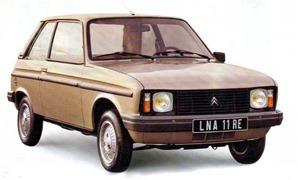 Citroen 1976 LN