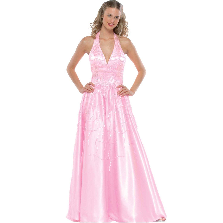 Halter Ball Gown Wedding Dress