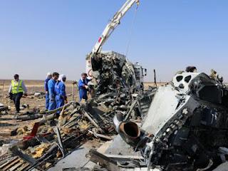 Crash de l'avion russe en égypte Moscou n'exclut pas l'« acte terroriste »