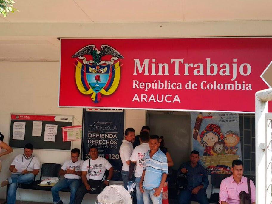 Masacre laboral de trabajadores discapacitados en Arauca