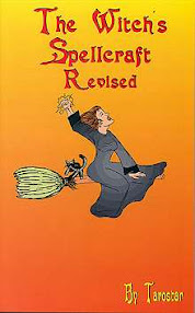 Cover of Tarostar's Book The Witchs Spellcraft Revised