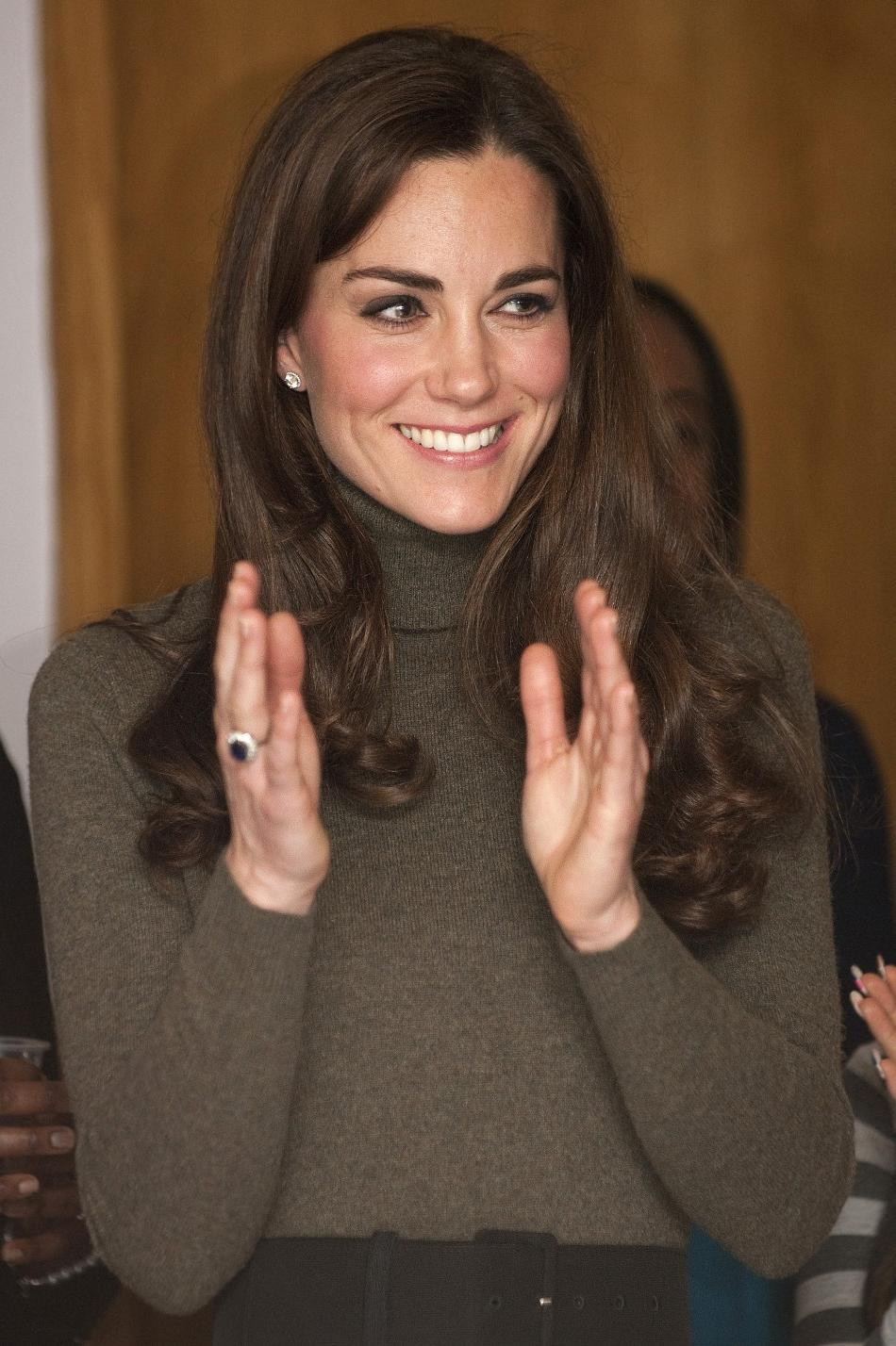 Kate Middleton, the Duchess of