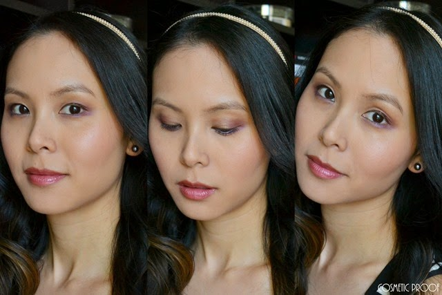 Elate Clean Cosmetics Earth Day Review FOTD