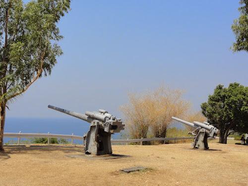 Bilde av kanoner