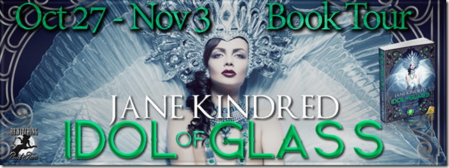 Idol of Glass Banner 851 x 315