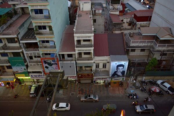пномпень камбоджа улица