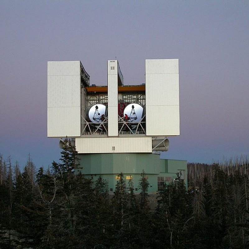 The Large Binocular Telescope