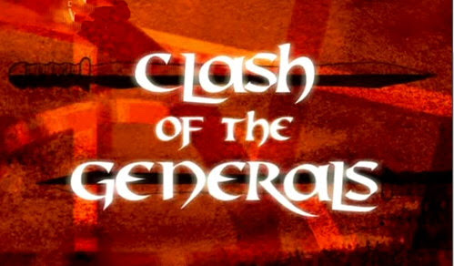 Starcie genera³ów / Clash of the Generals (2005) PL.TVRip.XviD / Lektor PL