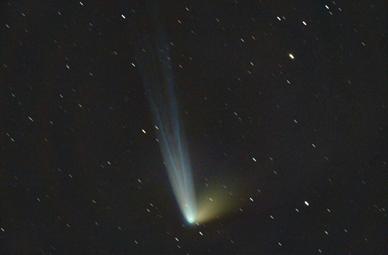 cometa C2014 Q1 PanSTARRS