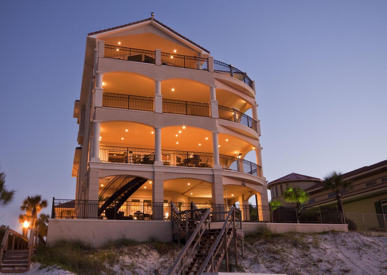 Beach house rentals in Destin,