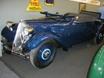 Citroen Traction 7S cabriolet 1934