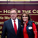 Get Out The Vote Rally, New Egypt, NJ 10/12/13 Thousands rally with former Alaska Governor Sarah Palin, radio host Mark Levin, Tea Party Express Chair Amy Kremer and other supporters joining Mayor Steve Lonegan at a campaign workers meeting and rally set for the New Egypt Speedway, 720 County Road 539, at 4 p.m., Saturday, October 12th.  Photographs by Adam Anik