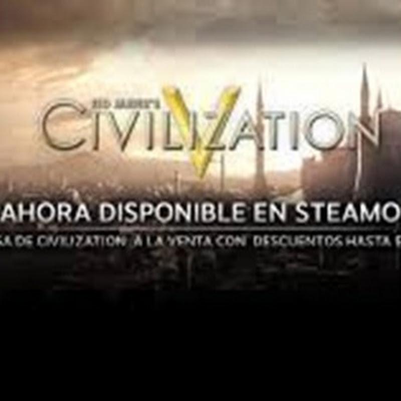 Civilization V lanzado para SteamOS Linux.