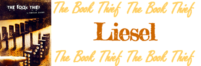 Liesel book thief