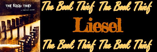 Liesel book thief