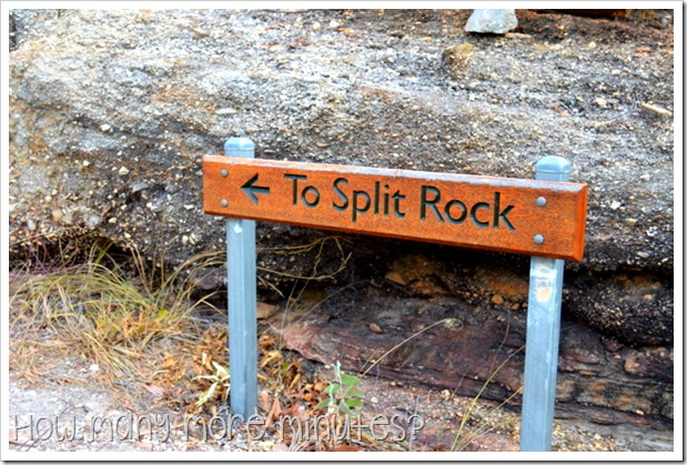 Aboriginal Rock Art at Split Rock | How Many More Minutes?