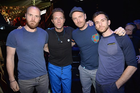 Coldplay iHeartRadio Music Festival 2015-21