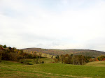 Near the start of the trail at Sky Meadows State Park in Virginia.