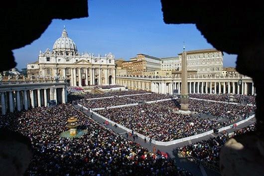 POPE OPUS DEI SAINT