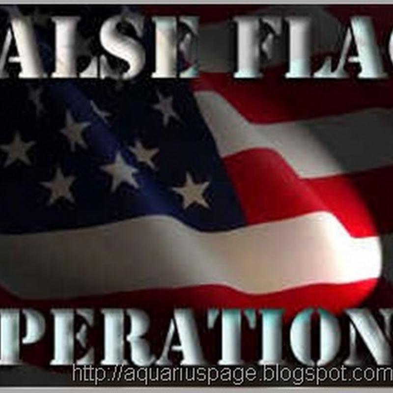 Falsos ataques terroristas(Falsa bandeira)