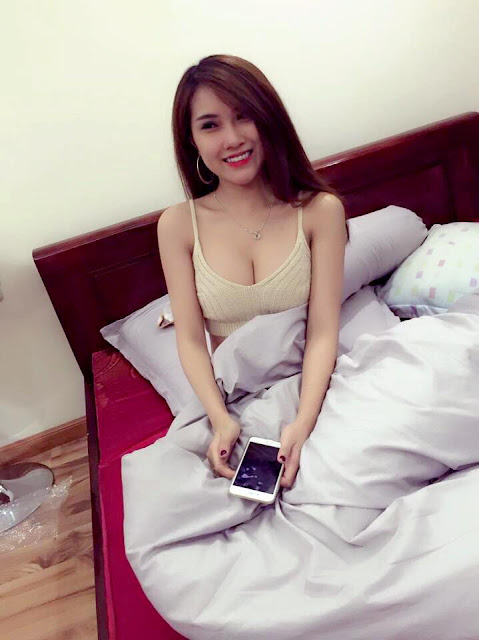 hot girl diep anh 1