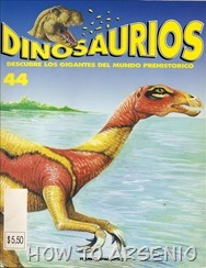 P00044 - Dinosaurios #44