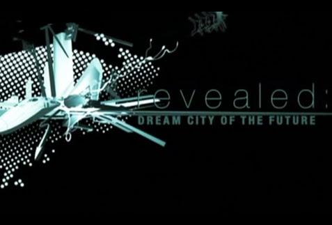 Miasto przysz�o�ci / Revealed Dream City of the Future (2010) PL.TVRip.XviD / Lektor PL