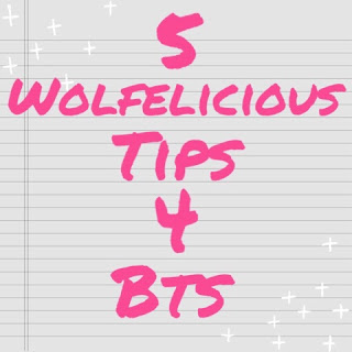 Photo of 5 Wolfelicious Tips 4 BTS