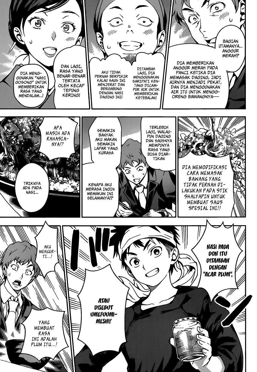 Shokugeki no Souma Chapter 13-7