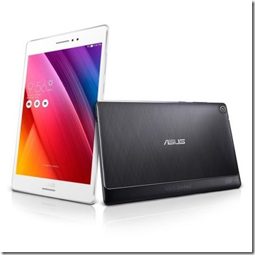 Harga Asus ZenPad S 8.0 Terungkap, Mulai Dipasarkan