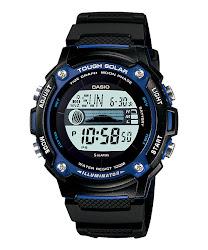 Casio Standard : W-S210H-1AV